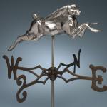 Carousel Weathervane