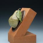Pear Doorknocker