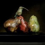 Hummer with Pears