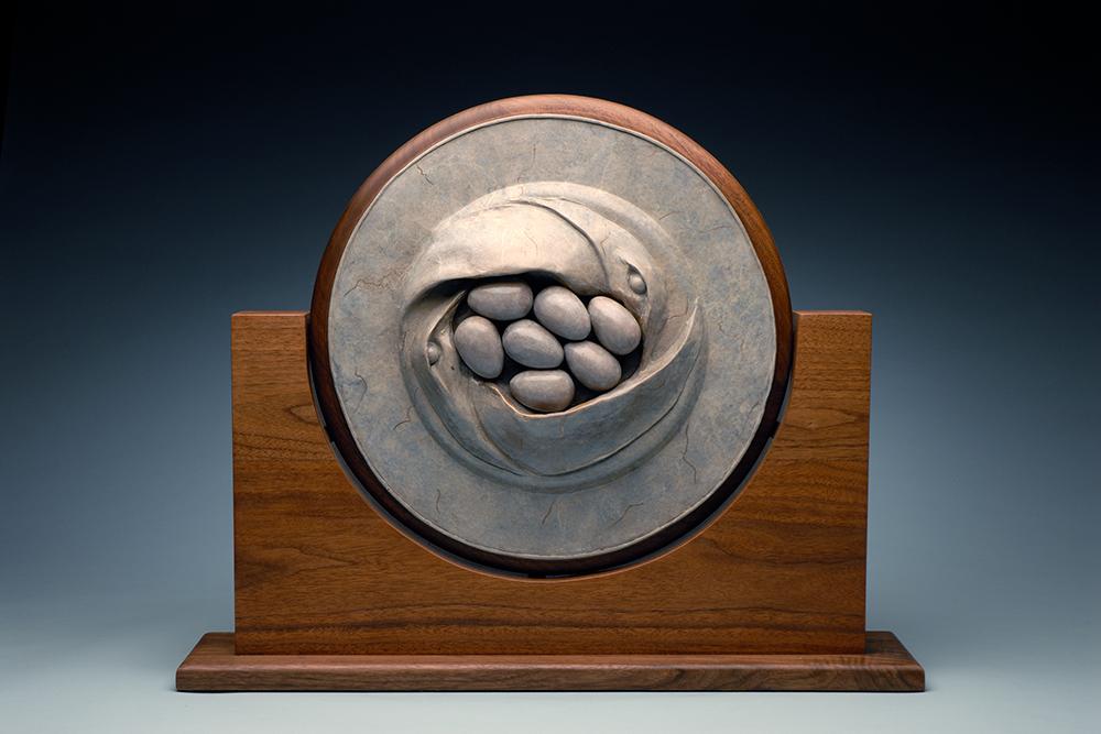 arctic circle sculpture